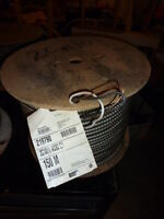 Armoured Electrical Cable (BX) – Copper Wire 10/2, 150 Metres