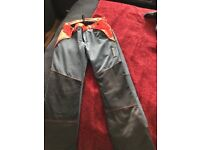 Husqvarna Chainsaw Trousers Type C Size S