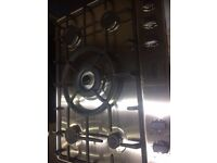 graded belling 70cm 5 burner gas hob