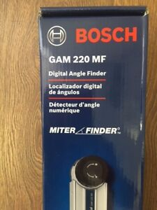 DIGITAL ANGLE FINDER - BOSCH - BRAND NEW IN THE BOX