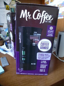 Mr. Coffee Programmable Coffee Grinder IDS77
