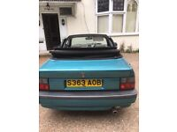 Rover 216 Convertible 5 Speed Manual