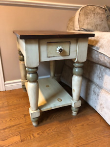 Custom Made End Tables