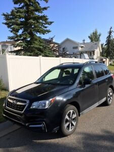 2017 Subaru Forester Lease Takeover