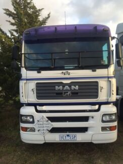 MAN Prime Mover  For Sale Diggers Rest Melton Area Preview