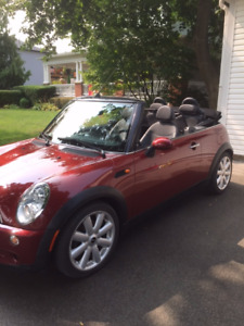 2008 Mini Cooper Convertible – Automatic!