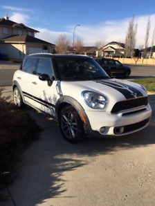 2012 MINI COOPER S Countryman  4 AWD Turbo