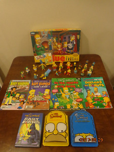 The Simpsons MEGA Bundle:  Everything For $25.00!