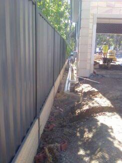 BRMP Fencing - Fencing Landscape Retaining Walls Gates Ridgehaven Tea Tree Gully Area Preview
