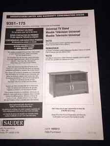 Sauder Entertainment Units (2)
