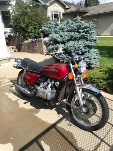 1975 HONDA GOLD WING 1000 FULLY RESTORED FOR SALE