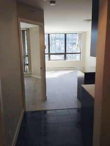 Downtown Vancouver- Newly Renovated 1 Bedroom + Balcony