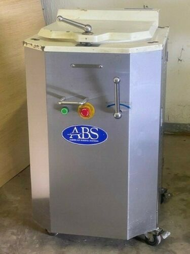 American Baking System Hydraulic Dough Divider D20 (Video Demo)