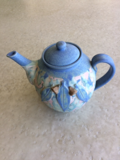 8 CUP TEAPOT, UNUSED
