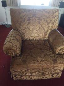 Duresta Waldorf arm chair