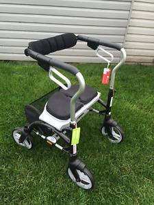 New Evolution 4 Wheel Walker