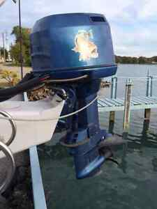 1989  EVINRUDE  150  Hp   Outboard Motor-    SOLD SOLD