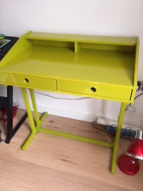 Small retro desk