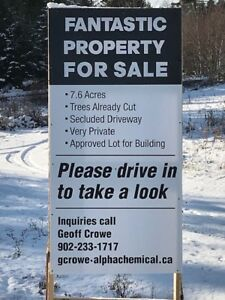 Land for Sale in Porter's Lake Nova Scotia