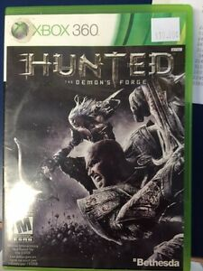 XBox 360 Hunted The Demon's Forge