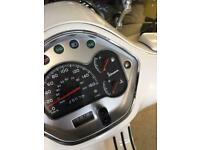 Piaggio Vespa GTS 300 Only 3062 miles