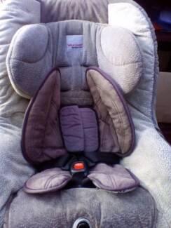 Safe and sound car sest