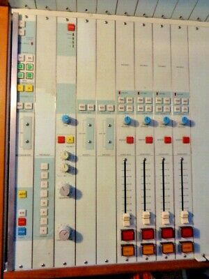 ESTATE* 1 DAY SALE! PRO BROADCAST WHEATSTONE TV-6000 CONSOLE