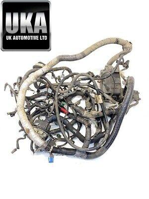 2013 NISSAN CABSTAR 2.5 ENGINE BAY LOOM WIRING HARNESS FUSE BOX