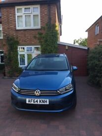 VW Golf SV, 2014, great condition, FSH, 1 owner, 33K miles