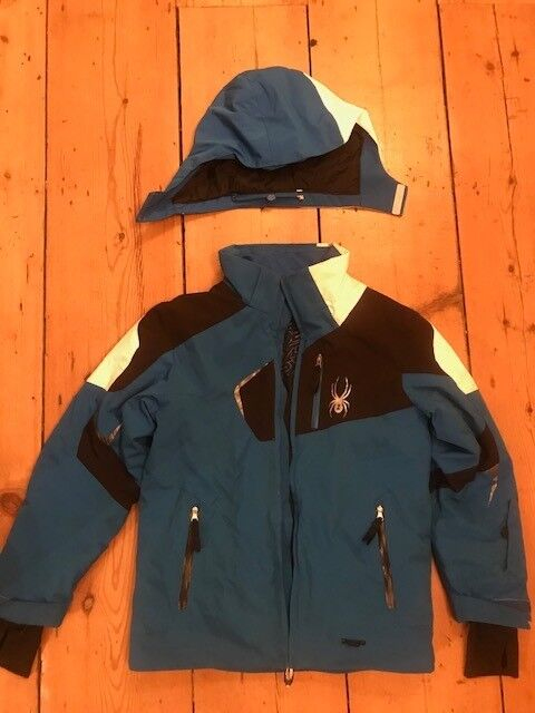 246434b34 Boys Spyder Ski Jacket - size 10