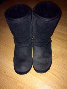 Girls Comfy Boots