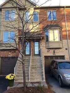 Townhome for rent across from Appleby GO