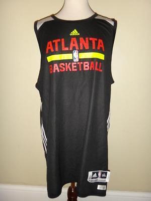 Atlanta Hawks NBA Adidas Men's Basketball Reversible Practice Jersey - 2XL