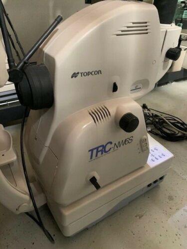 Topcon NW6S Non-Mydriatic Retinal Camera-Excellent Condition!