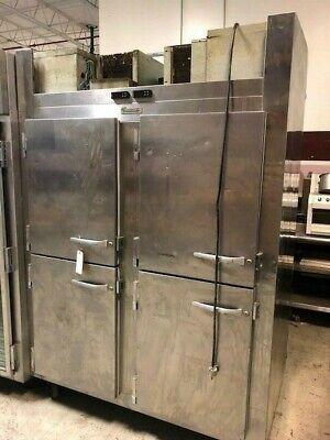 Traulsen Aht226wut -hhs 4 Door Commercial Reach-in Refrigerator Cooler 115v