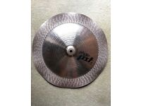 "PAISTE pst 16"" - China Cymbal - Very good condition, rarely used - £70 ONO"