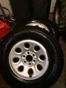 17 In.Wheels And Tires