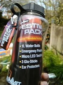 Festival pack!
