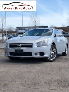 2011 Nissan Maxima 3.5 SV|FINANCING|GOOD BAD CREDIT|APPROVED|