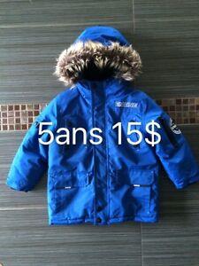 vetements 5-6ans Gatineau Ottawa / Gatineau Area image 4