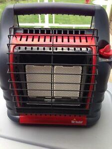 Mr BUDDY Heater 18000 BTU, single hose & filter incl,  LIKE NEW