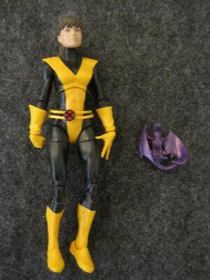 """Marvel Legends 6"""" AF loose Kitty Pryde BAF Juggernaut Wave Hasbro ToyBiz"""