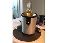 Juicer - Philips Whole Fruit Juicer - Aluminium £ 25.00