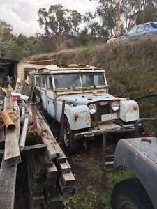 Land Rover series 1   Landrover wanted  for restoration or parts Goulburn Goulburn City Preview