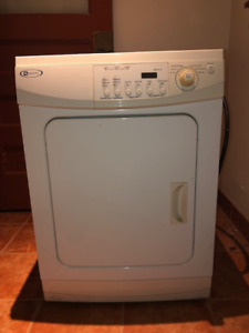 Compact Front Loader Electric Dryer (used)