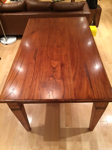 Solid Cherry Wood Table