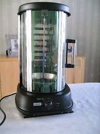 Tower electric rotisserie