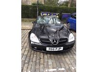 MERCEDES-BENZ SLK Convertible - Hello Summer! Top of the range, good condition, loved.