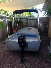 12 ft Aluminium Clark Boat/Tinnie Mango Hill Pine Rivers Area Preview