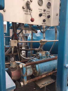 15K Grease Injection Skid